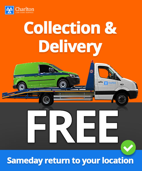 FREE Collection and Delivery services